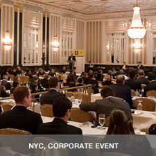 Event: 03NYC Corporate Event