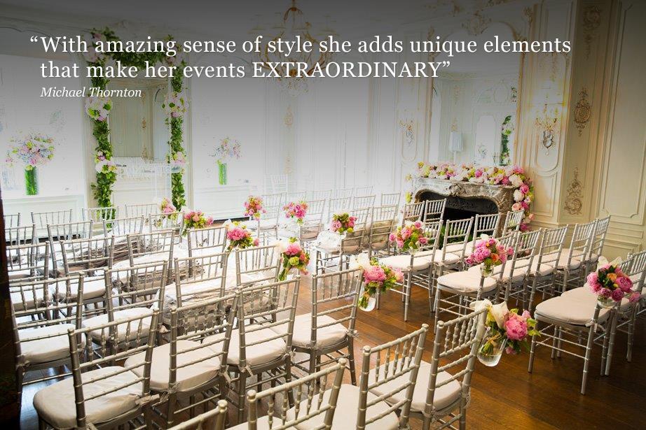 Nyc Event Planner Wedding Planner Cristina Verger Event